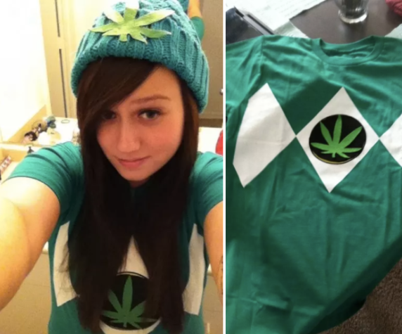 heyhellohigh-green-power-ranger