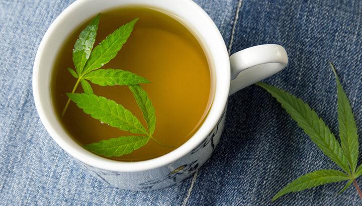 stem tea