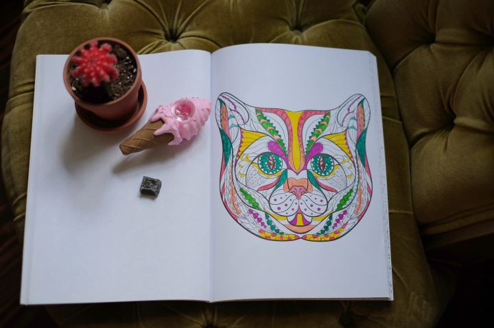 Coloring Book get creative